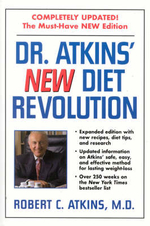 Dr. Atkins Revised Diet Package : The Any Diet Diary and Dr. Atkins' New Diet Revolution 2002 - Robert C. Atkins