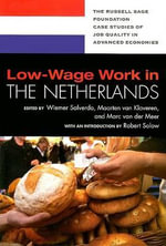 Low-wage Work in the Netherlands