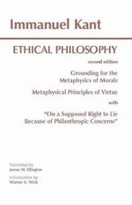 Ethical Philosophy : 