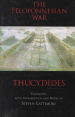 The Peloponnesian War - Thucydides