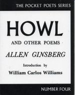 Howl And Other Poems : Pocket Poets - Allen Ginsberg