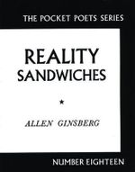 Reality Sandwiches : Pocket Poets - Allen Ginsberg