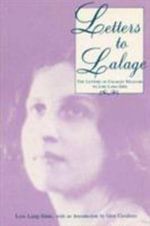 Letters to Lalage : Letters of Charles Williams to Lois Lang-Sims - Charles Williams