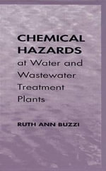Chemical Hazards at Water and Wastewater Treatment Plants - Ruth Ann Buzzi