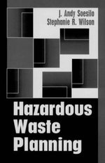 Hazardous Waste Planning - J.Andy Soesilo