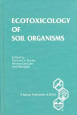 Ecotoxicology of Soil Organisms - M. Donker