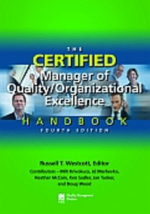 The Certified Manager of Quality/Organizational Excellence Handbook