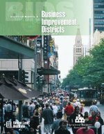 Business Improvement Districts - Lawrence O. Houstoun, Jr.