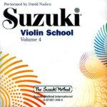 Suzuki Violin School, Volume 4 : Suzuki Method - David Nadien