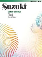 Suzuki Cello School, Vol 2 : Cello Part - Shinichi Suzuki