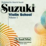 Suzuki Violin School, Volume 1 : Suzuki Method