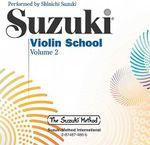 Suzuki Violin School, Vol 2 : Suzuki Violin School - Shinichi Suzuki
