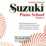 Suzuki Piano School, Vol 2 : Suzuki Method Core Materials - Haruko Kataoka