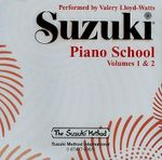 Suzuki Piano School, Volumes 1 & 2 : Suzuki Method - Valery Lloyd-Watts