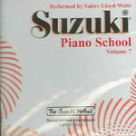 Suzuki Piano School, Vol 7 - Valery Lloyd-Watts