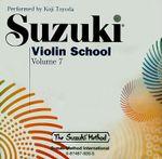 Suzuki Violin School, Volume 7 : Suzuki Method - Koji Toyoda