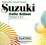 Suzuki Cello School : Volumes 1 & 2 - Tsuyoshi Tsutsumi