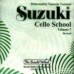 Suzuki Cello School, Volume 7 : Suzuki Method - Tsuyoshi Tsutsumi