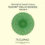 Suzuki Cello School, Volume 8 : Suzuki Method - Tsuyoshi Tsutsumi