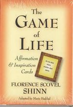Game of Life : Affirmation and Inspiration Cards - Positive Words for a Positive Life - Florence Scovel Shinn