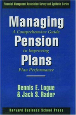 Managing Pension Plans : A Comprehensive Guide to Improving Plan Performance - Dennis E. Logue