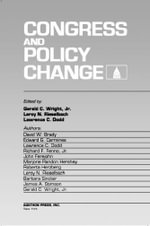 Congress and Policy Change (eBook)