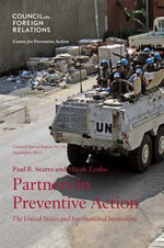 Partners in Preventive Action - Paul B. Stares