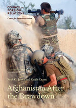Afghanistan After the Drawdown - Seth G. Jones