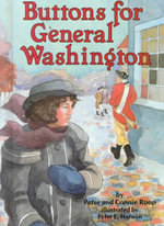 Buttons for General Washington - Peter Roop