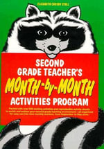 Second Grade Teacher's Month-by-month Activities Program - Elizabeth Crosby Stull