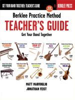 Berklee Practice Method: Teacher's Guide : Get Your Band Together - Jonathan Feist