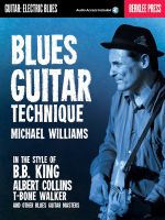 Blues Guitar Technique - Michael Williams