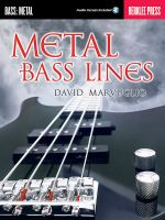 Metal Bass Lines - David Marvuglio