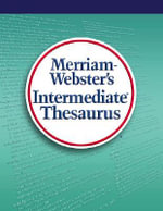 Intermediate Thesaurus :  The Authoritative Student Reference - Merriam-Webster