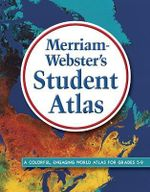 Merriam Webster's Student Atlas : Merriam-Webster's Collegiate Dictionary (Laminated... - Merriam-Webster