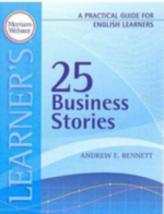 25 Business Stories : Practical Guides for English Learners - Andrew E. Bennett