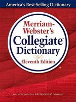 Merriam-Webster Collegiate Dictionary : Thumb-Indexed - Merriam-Webster