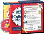 Merriam-Webster's Collegiate Reference Set : Includes CD-ROM - Merriam-Webster