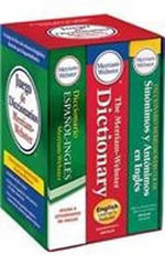 Merriam-webster Three Dictionaries Set - Merriam Webster