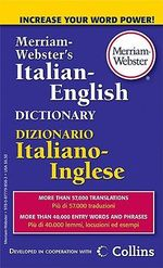 M-W Italian-English Dictionary - Merriam-Webster