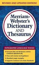 Merriam-Webster's Dictionary and Thesaurus - Merriam-Webster Inc.