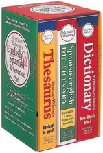 Merriam-Webster's English & Spanish Reference Set - Merriam-Webster