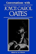 Conversations With Joyce Carol Oates : Literary Conversations