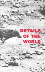 Sophie Ristelhueber : Details of the World - Cheryl Brutvan