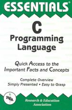 C Programming Language - Ernest C. Ackermann
