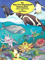 Polar Seas Encyclopedia Coloring Book - Julia Pinkham
