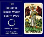 The Original Rider Waite Tarot Pack - Arthur Edward Waite