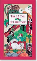 The 12 Cats of Christmas : Pocket Gold - Wendy Darling