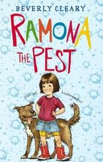 Ramona the Pest : Ramona Quimby (Hardcover) - Beverly Cleary