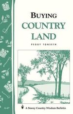 Buying Country Land - Peggy Tomseth
